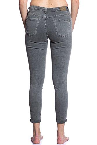 avec Automne XS Gris Hiver Gris Charme 7 Fille 3D Jeans 36 Elegante Des Jean Vente Casual Transition Abbino 6109 Moderne Femme Jeune Fashion Poches Dynamique Confortable Dlicat Couleurs StpZw6x4