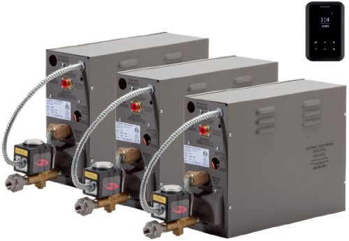 Amerec AT30 Touch Control Series Generator, 30 kW