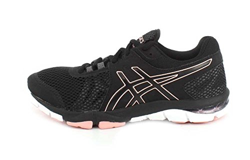 ASICS Shoe Frosted Women's Cross Craze Gel Black Rose 4 Trainer TR rrqH0xp