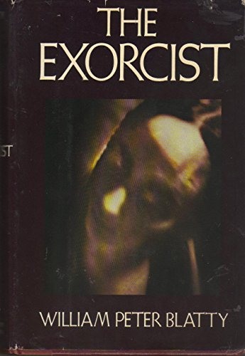 Book cover from The Exorcist (First Edition)by William Peter Blatty