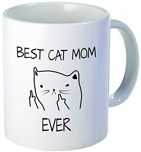 Best cat mom ever girlfriends product image