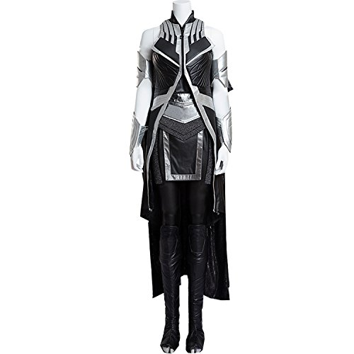 Adult Ororo Munroe Cosplay Costume Halloween Carnival Cosplay Costume