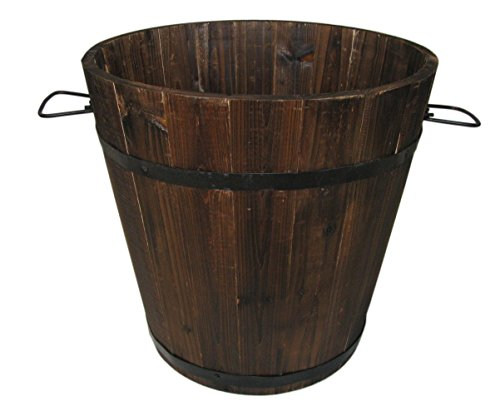 Pennington Décor 100512046 Matthews Bucket Planter, 13.75