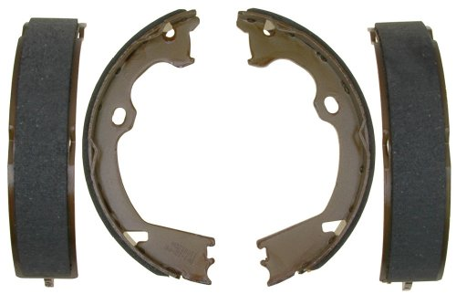 Raybestos 1023PG Professional Grade Drum-in-Hat Parking Brake Shoe Set