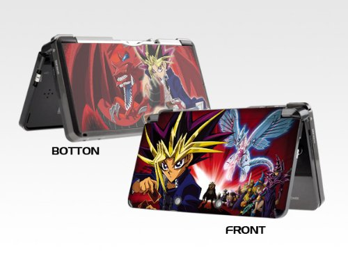 Yu-Gi-Oh!-ANB Nintendo 3DS skins decorative decals sticker