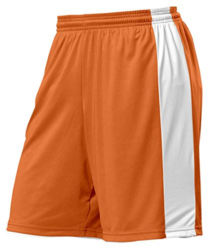 A4 NB5284-ORW Reversible Moisture Management Shorts, 8