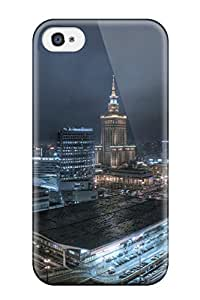 Premium [lruTEmg3225kUvZJ]city Case For Iphone 4/4s- Eco-friendly Packaging