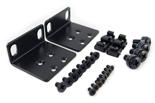 RoutersWholesale Rack Mount Kit Compatible with Many 17.3