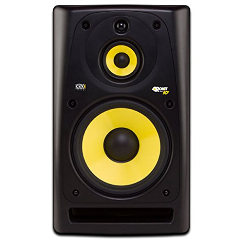 Rokit Way Powered 2 (KRK Rokit RP10-3 Mid-Field 10-Inch 3-Way Powered Studio Monitor)