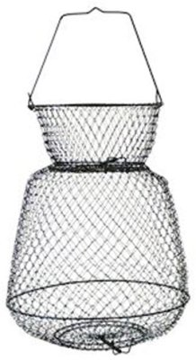 Eagle Claw Wire Fish Basket 19×30″, Outdoor Stuffs