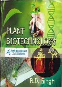 BD SINGH BIOTECHNOLOGY EBOOK
