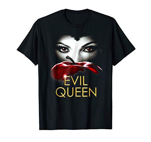 Evil Queen Apple T-Shirt - Funny Halloween Costume