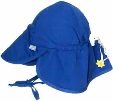 Iplay Flap Hat-Royal Blue-9/18mo