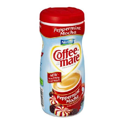 Nestle Coffee Mate Peppermint Mocha Creamer - 050000132003