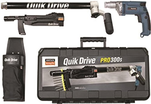 new-quick-drive-pro300sd25k-electric-quik-drive-decking-system-screw-gun