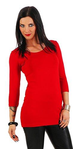 Mellice - Camisas - Básico - para mujer Rojo