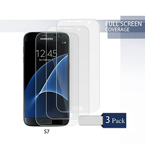 3 PACK Samsung Galaxy Screen Protector