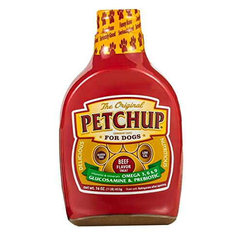 Petchup Nutritional Condiment Ed...