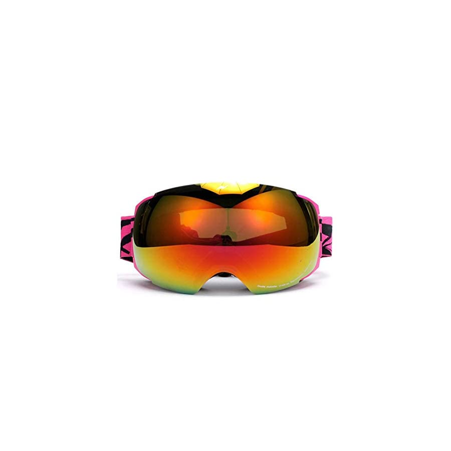 He yanjing Ski Snowboarding Goggles,Climbing Mirror,Jumper Mirror,Cross Country Mirror,Free Mirror,Youth Boys Girls