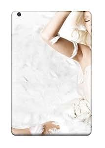 Ipad Mini/mini 2 Case Bumper Tpu Skin Cover For Christina Aguilera Accessories