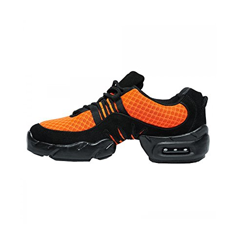 Mesh Unisex Bloch Boost Orange Adults' Fitness DRT Shoes B78Iw8q