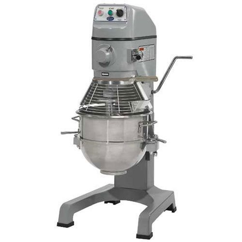 Globe Food SP30 3-Speed 30 Qt Floor Model Vertical Mixer with (Globe 30 Quart Mixer)