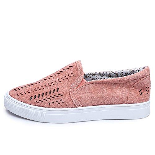 Sneakers argentate per donna Odema SAcppL7