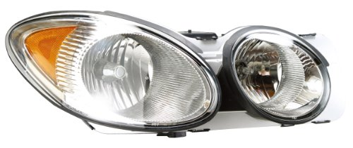 Eagle Eyes GM369-B001R Buick Passenger Side Head Lamp