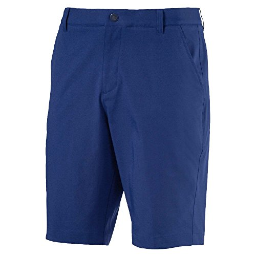 PUMA Golf Men's Essential Pounce Shorts, Sodalite Blue, Size 34