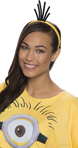 Minion Costume Women (Minions Headband, Multi, One Size)