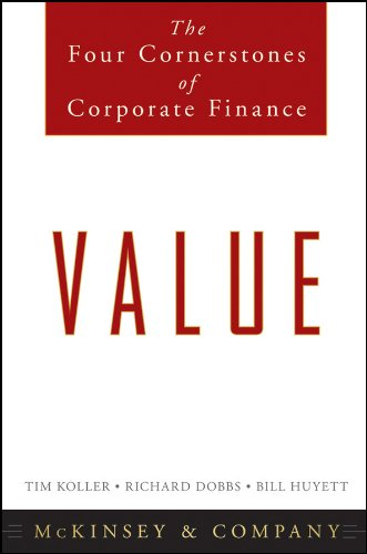 Value: The Four Cornerstones of Corporate Finance (English Edition)