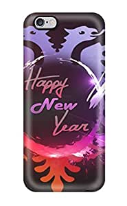Hard Plastic Iphone 6 Plus Case Back Cover,hot 2011 Happy New Year 1080p Case At Perfect Diy