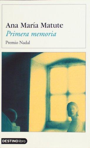 Primera Memoria (Spanish Edition)
