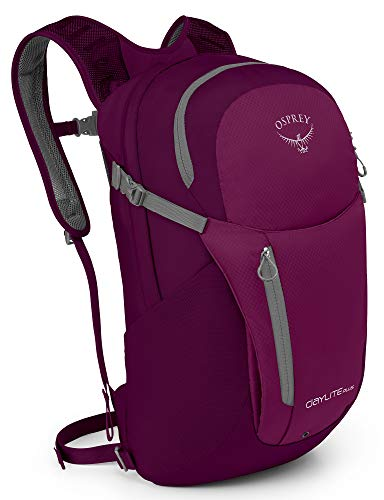 Osprey Packs Daylite Plus Daypack, Eggplant Purple