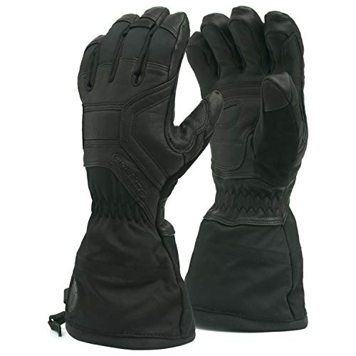 - Black Diamond Women's Guide Gloves Black L