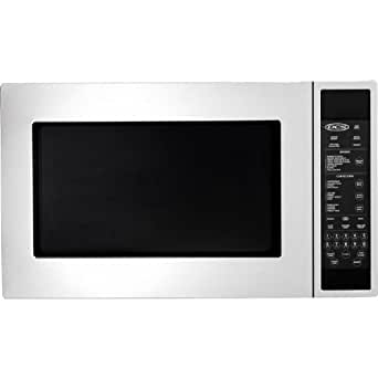 CMO24SS2 1.5 cu. ft. Capacity Convection Microwave Oven 10 Sensor Settings Auto-touch Screen Controls 900 Watts: Stainlesss
