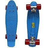 RIMABLE Complete 22' Skateboard (Allochroic Violet)