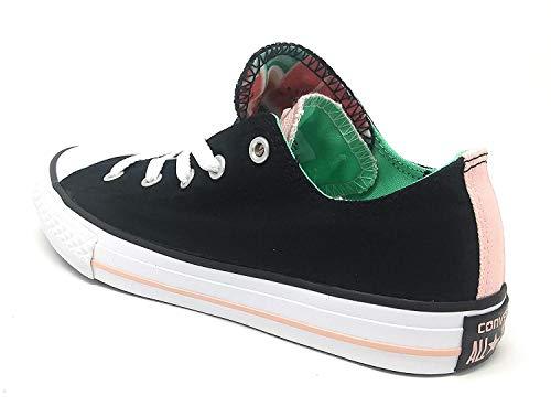 vapor Black Converse Ctas Not Double Junior 3 Pink BAwOUqw