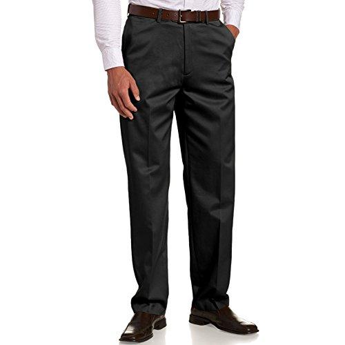 savane-mens-big-tall-big-and-tall-select-edition-easy-care-comfort-waist-pant-charcoal-50x28