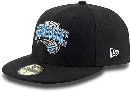 NEW ERA Orlando Magic Season Basic – Gorra de la NBA, negro ...