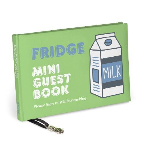 Knock Knock Fridge Mini Guest Book ebook