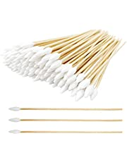 6'' Long Cotton Swabs for Makeup, Gun Cleaning or Pets Care