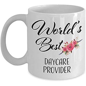 Amazoncom Thank You Gift For Daycare Provider Mug