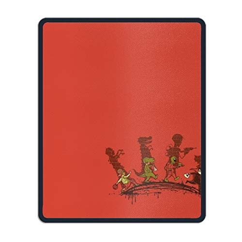 Holiday Halloween Mousepad Customized Rectangle Mouse -