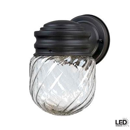 Wall Mounted Outdoor Oil Lamp - 2
