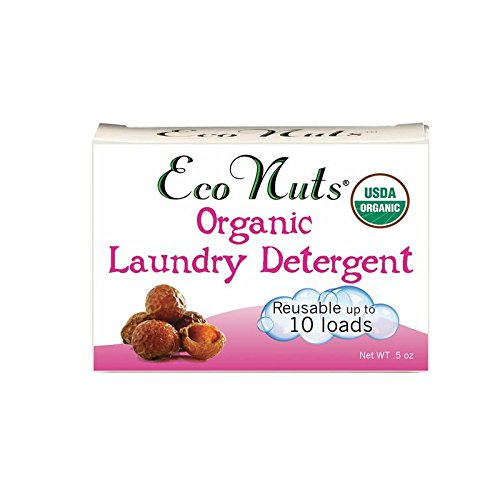 "Eco Nuts""As Seen on Shark Tank!"" Organic Laundry Soap- Trial"
