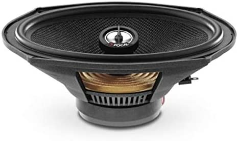 Focal 690CA1SG 2-Way 6X9-inch Coaxial Speaker Pair