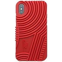 NIKE(ナイキ) エアフォース1 iPhoneX ケース DG0025-623 ユニバーシティレッド