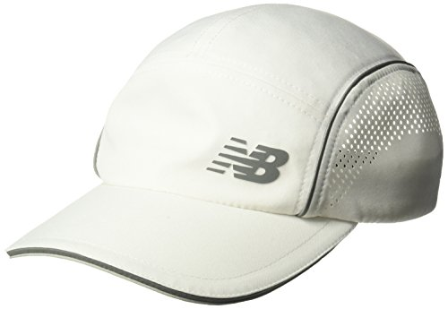 (New Balance Laser Perf Run Hat, One Size,)