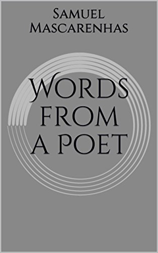 Words from a Poet by [Mascarenhas, Samuel]